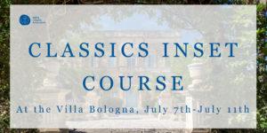 Classics in Malta INSET Course